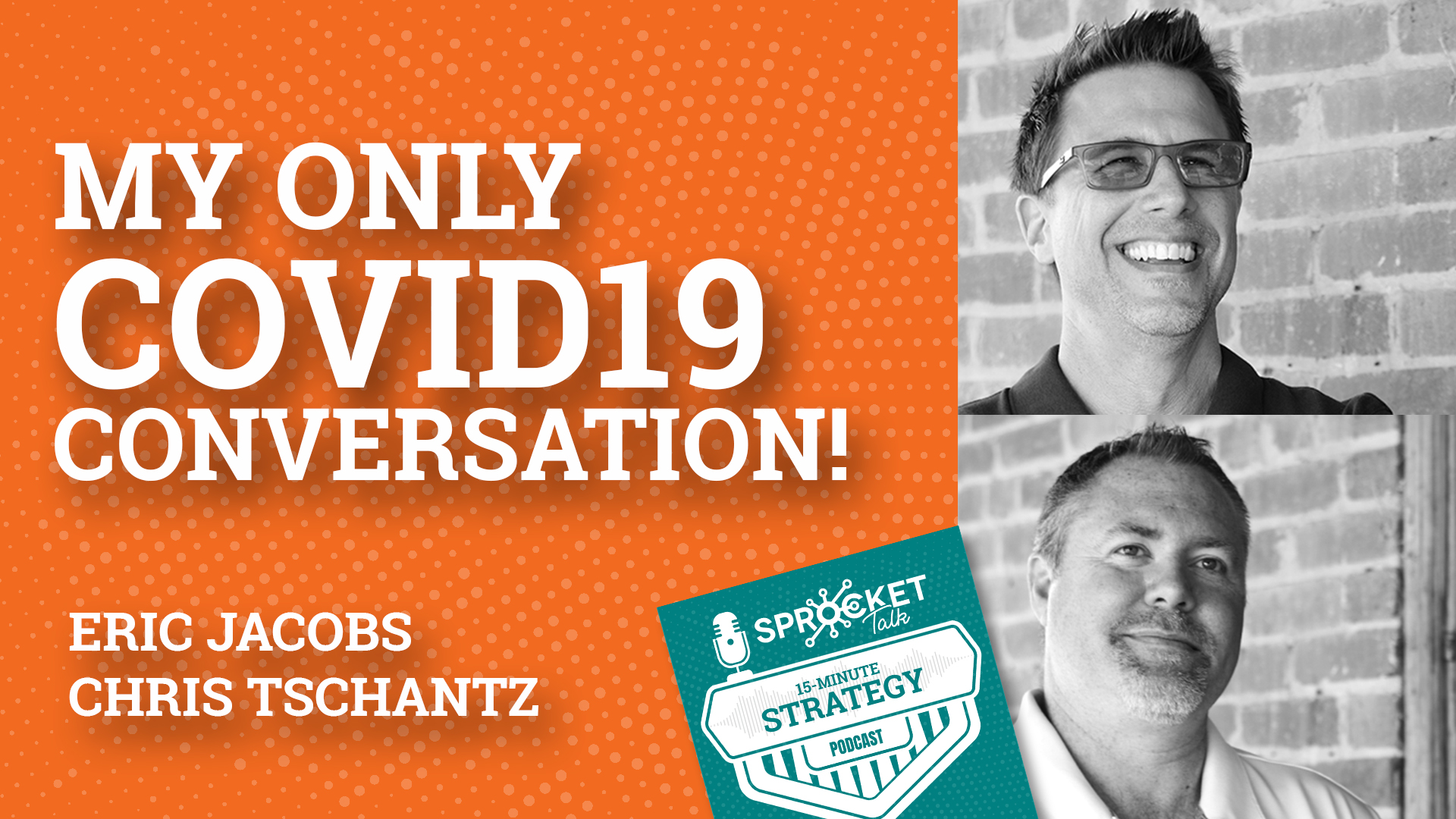 My Only COVID19 Conversation | Brand Strength & Direction