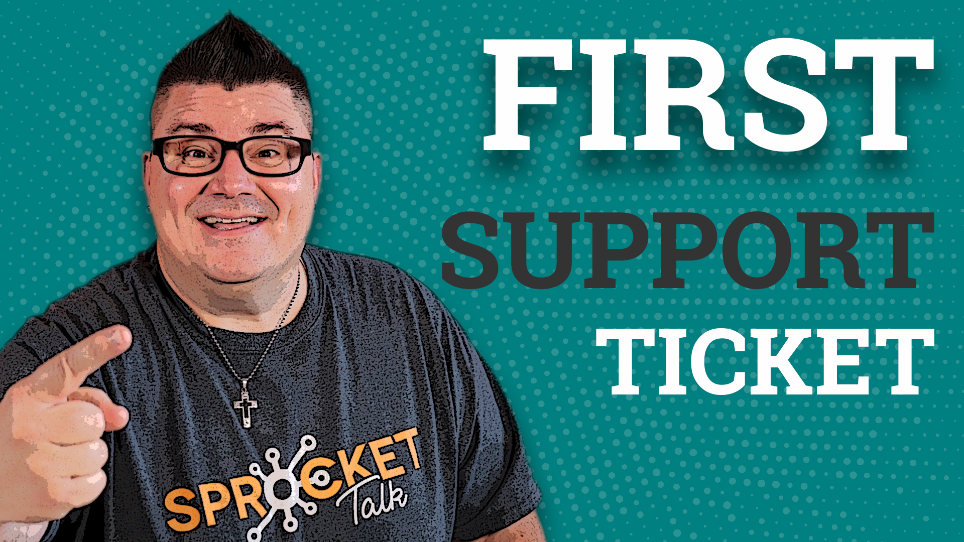 First-Support-Ticket