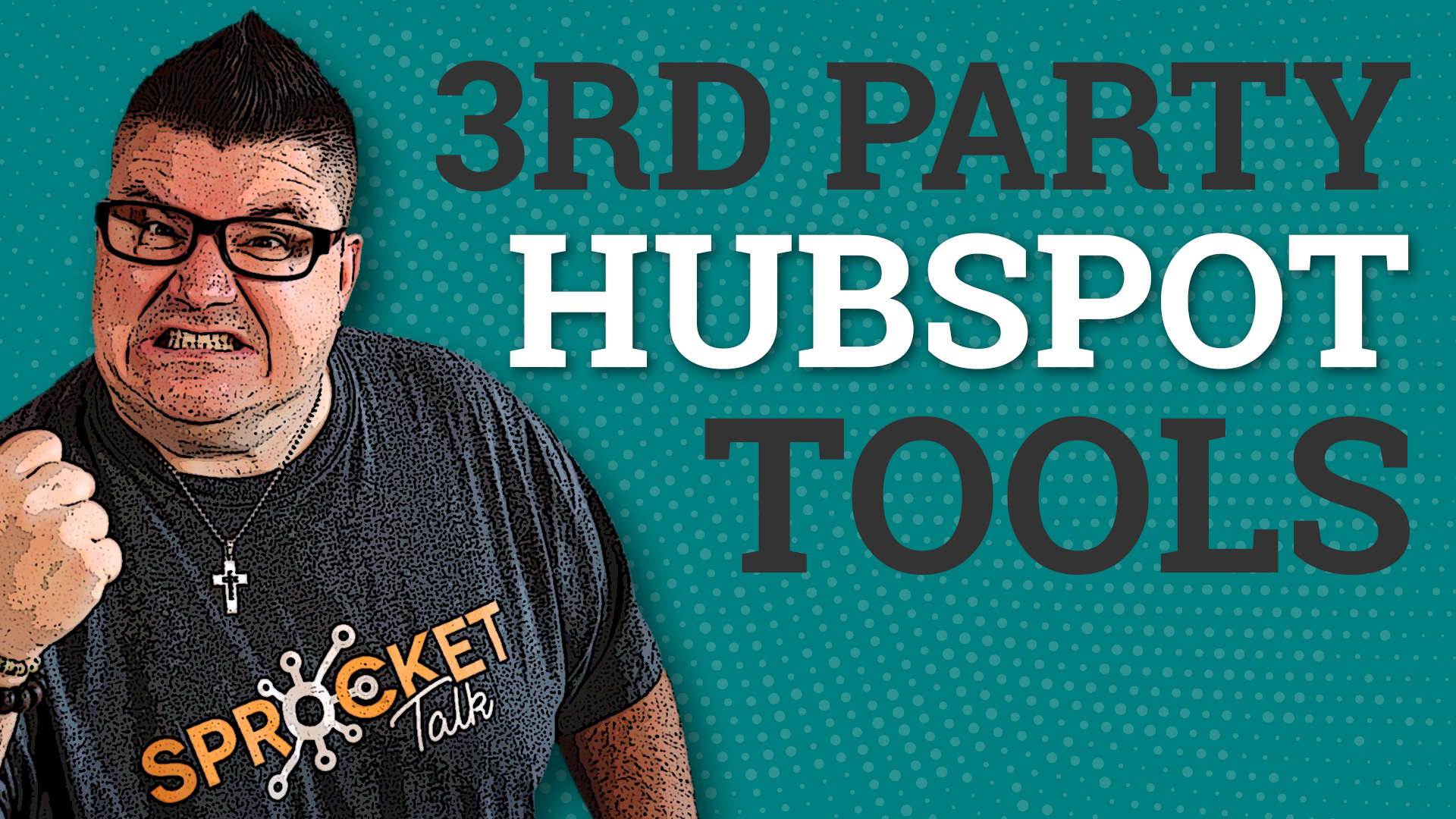 3rd Party Integrations = HubSpot App Marketplace