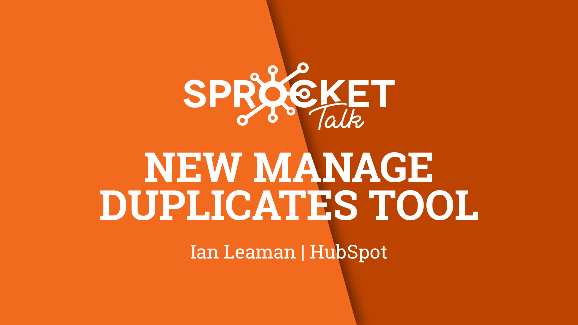 Ian Leaman | HubSpot