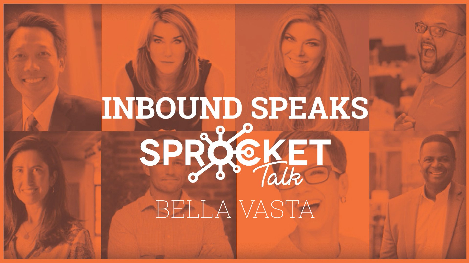 Bella Vasta How Facebook Groups Can Flood Your Inbound Marketing and Convert Into Revenue Inbound 19 Speaker