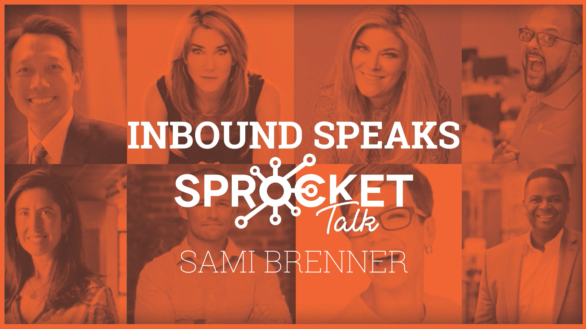 Sami Brenner How to Align Your Sales and Marketing Teams to Conquer Content Strategy + Your CRM! #Inbound19
