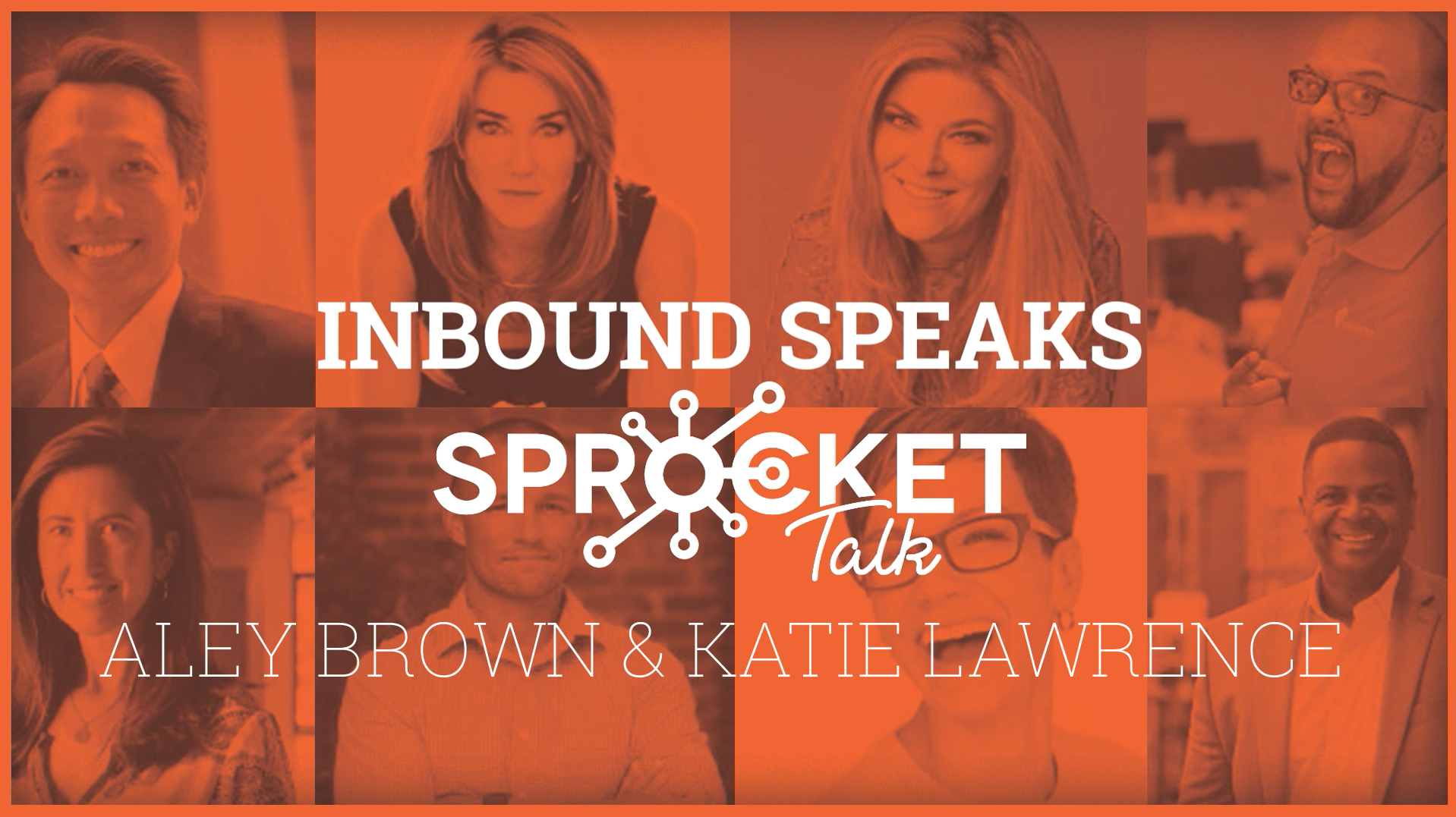 Aley Brown & Katie Lawrence Smarketing: The Key to Revving Your Inbound Engine #Inbound19
