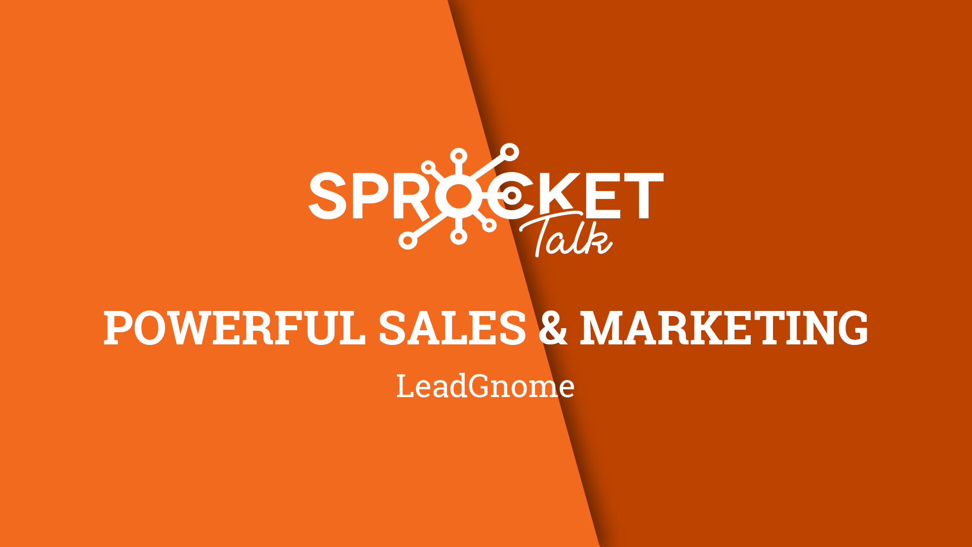 LeadGnome | Sales Strategies