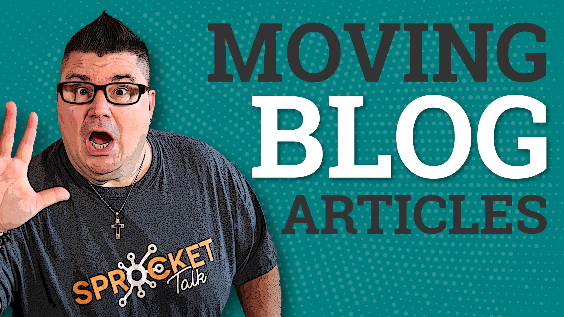 Moving HubSpot Blog Articles