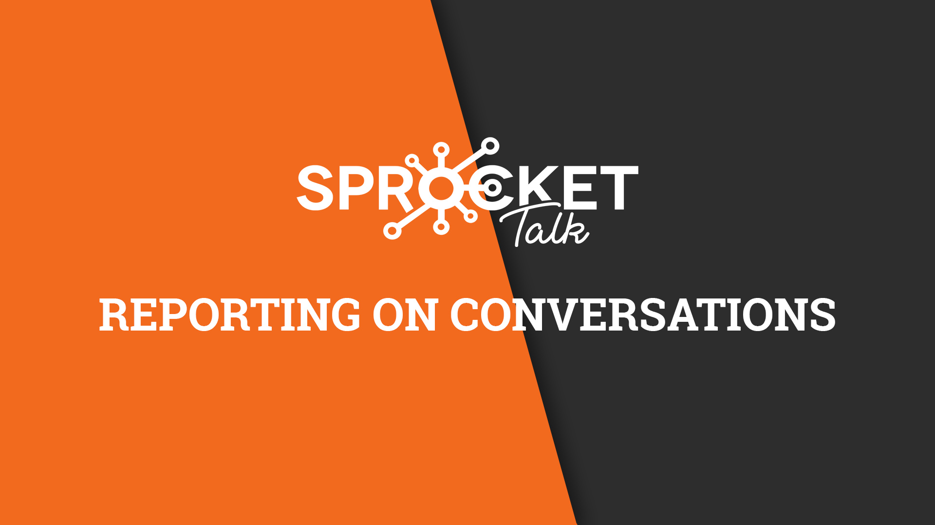 Reporting on Conversations from HubSpot Conversations Tool