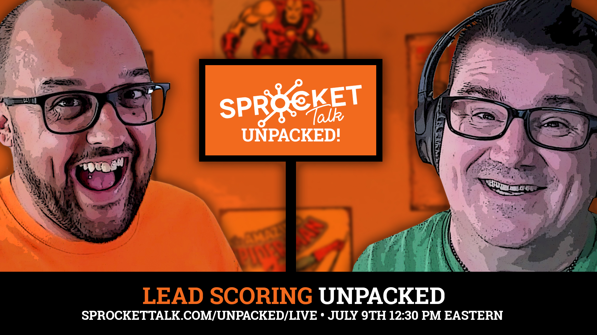 #Unpacked EP 14: Lead Scoring