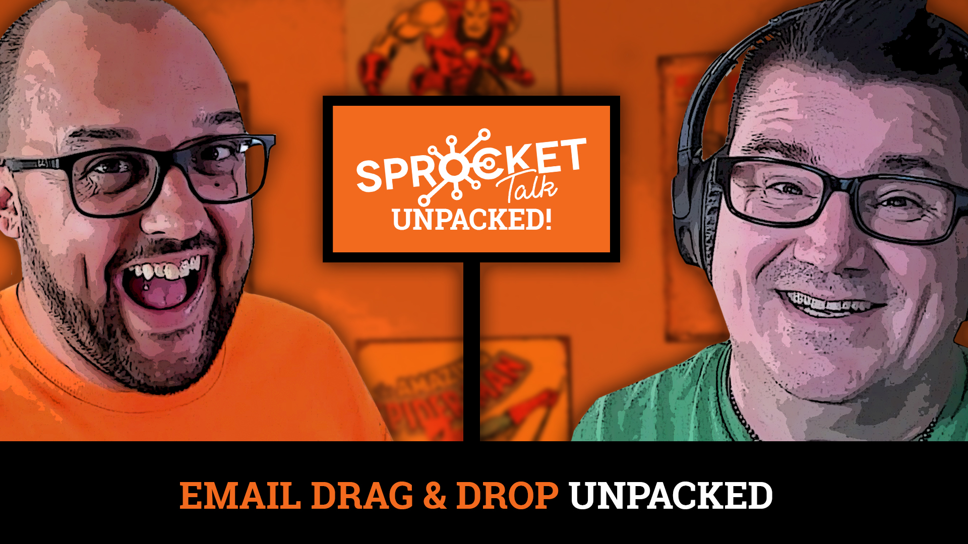 #Unpacked EP 16: Email Drag & Drop
