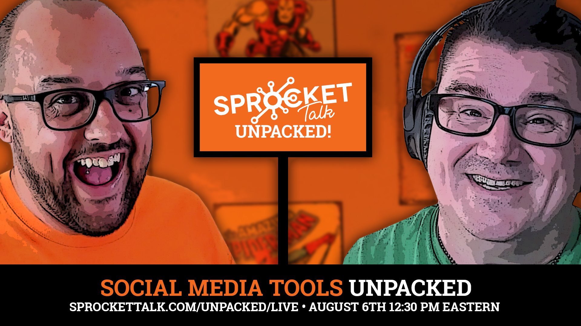 #Unpacked EP 17: Social Media Tools