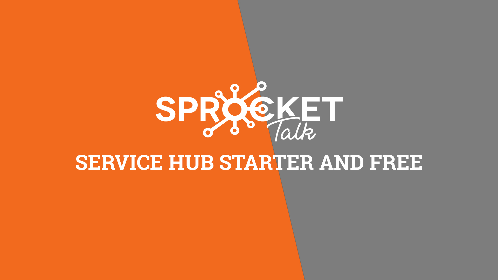 Service Hub Starter and Free