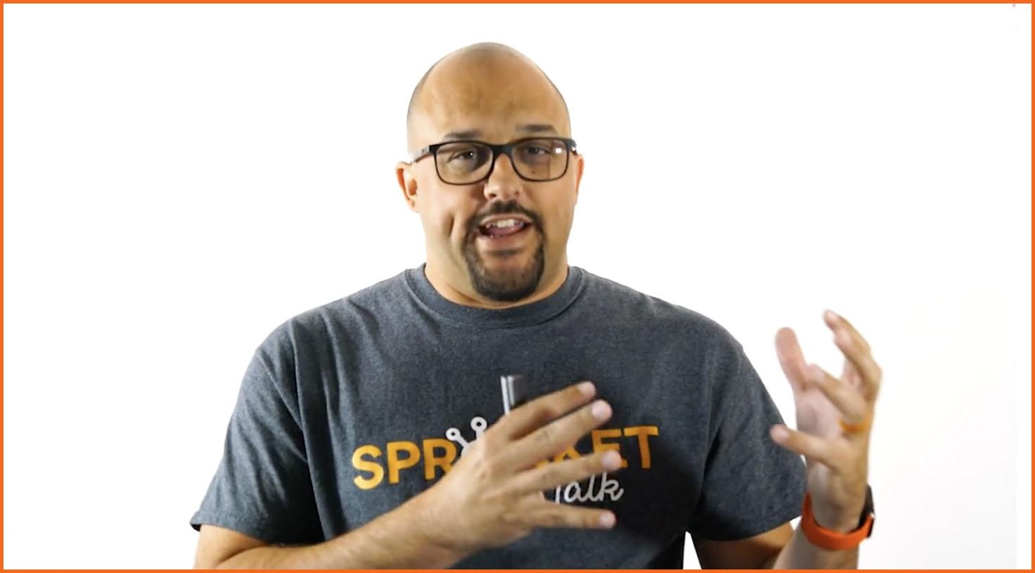 Sprocket Talk - Coiurse