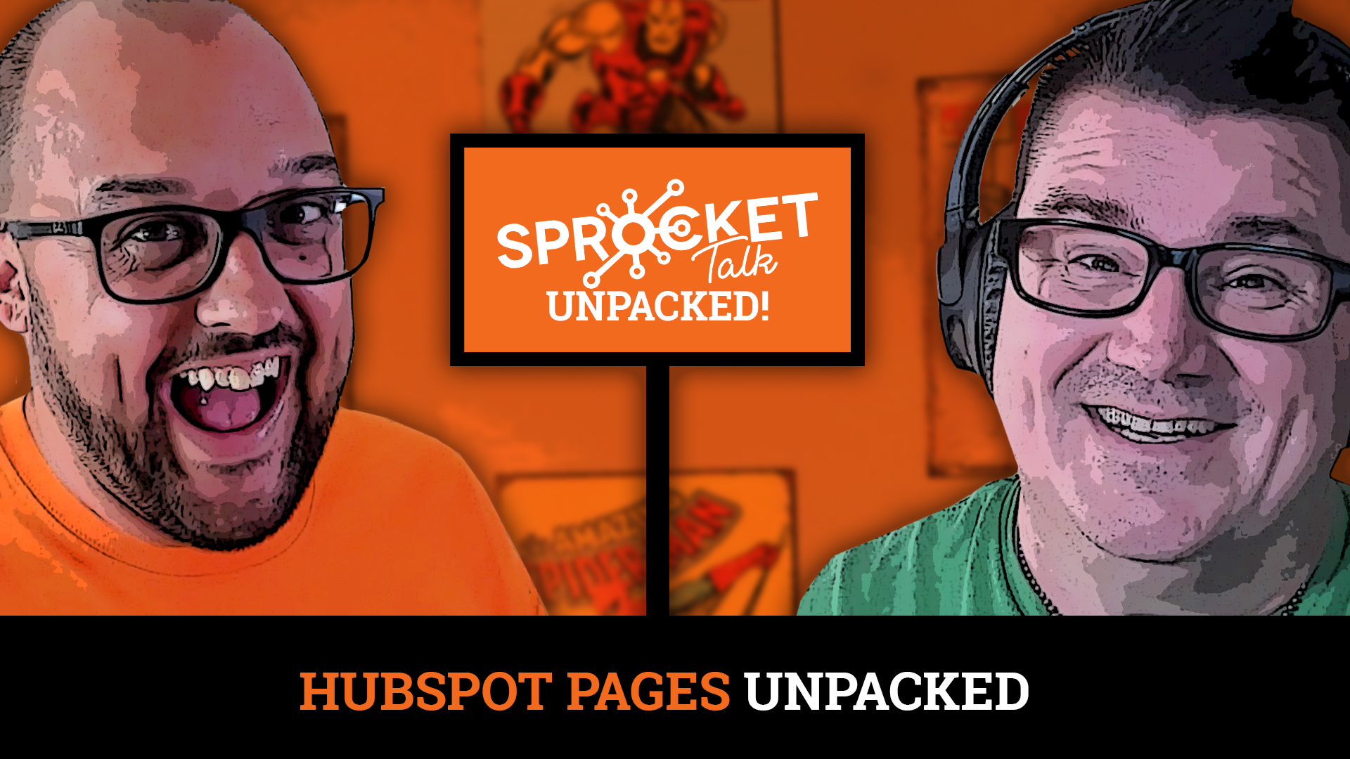 #Unpacked EP5: HubSpot Pages