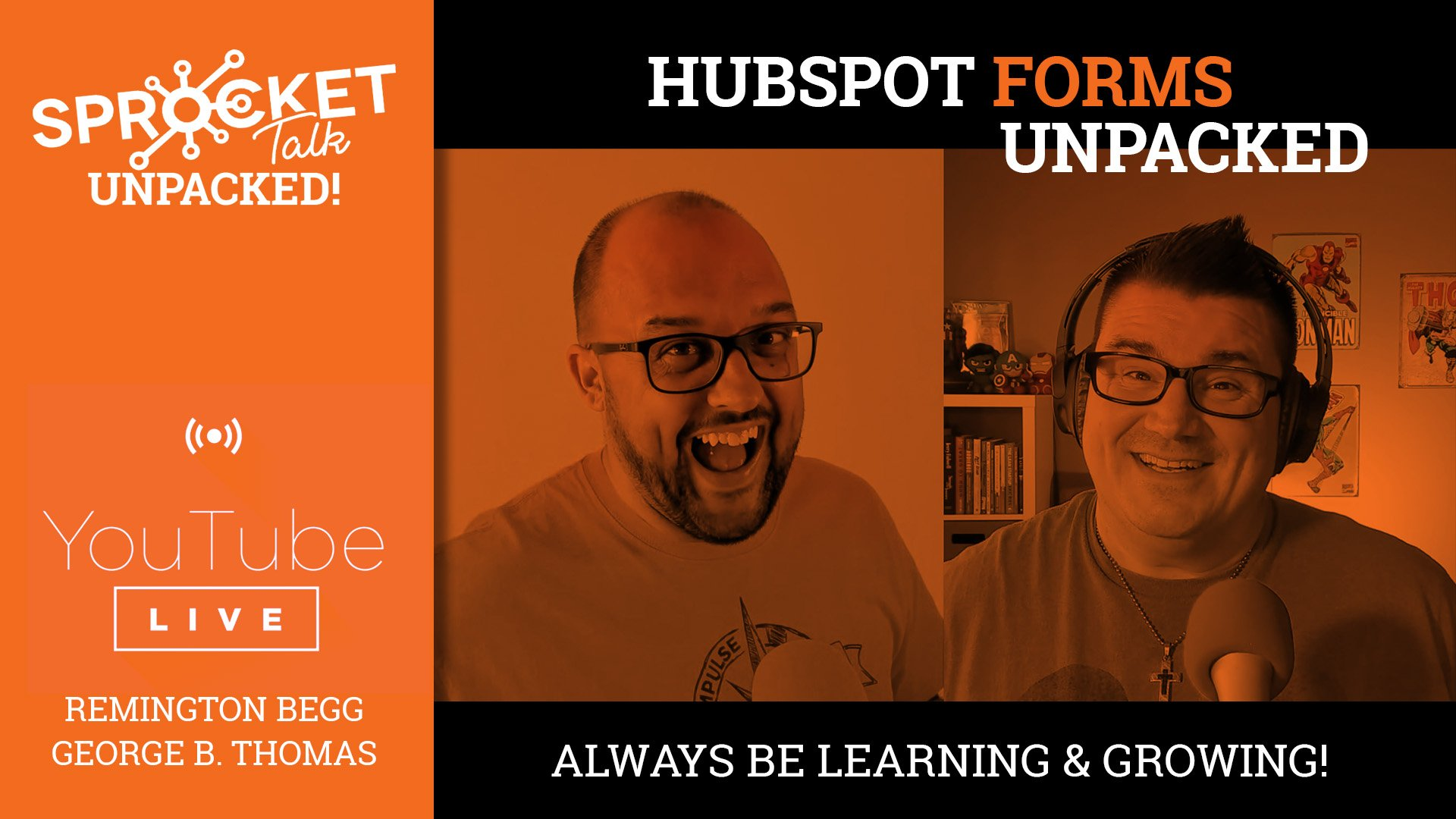#Unpacked EP4: HubSpot Forms