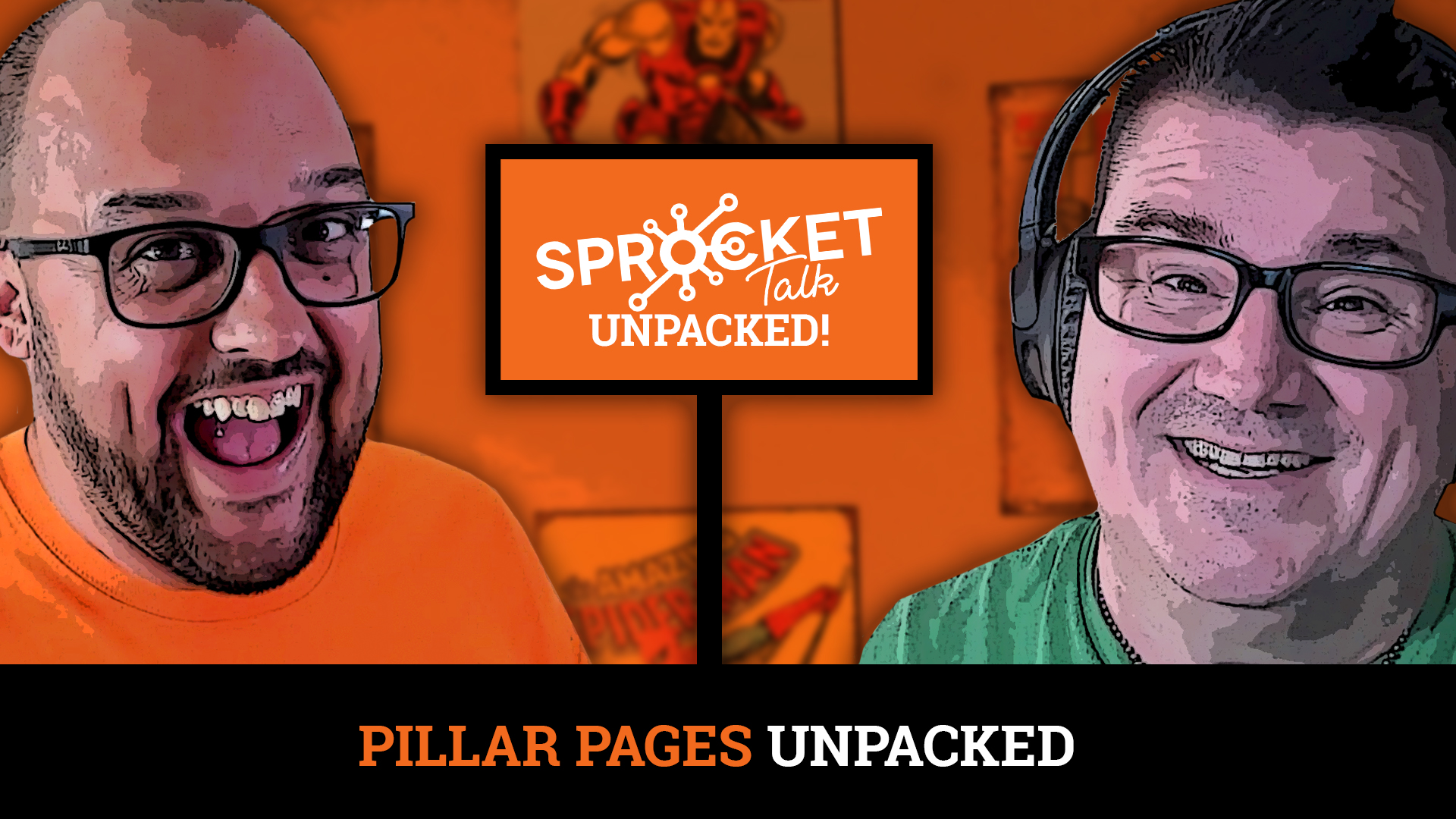 #Unpacked EP 3: Pillar Pages and SEO