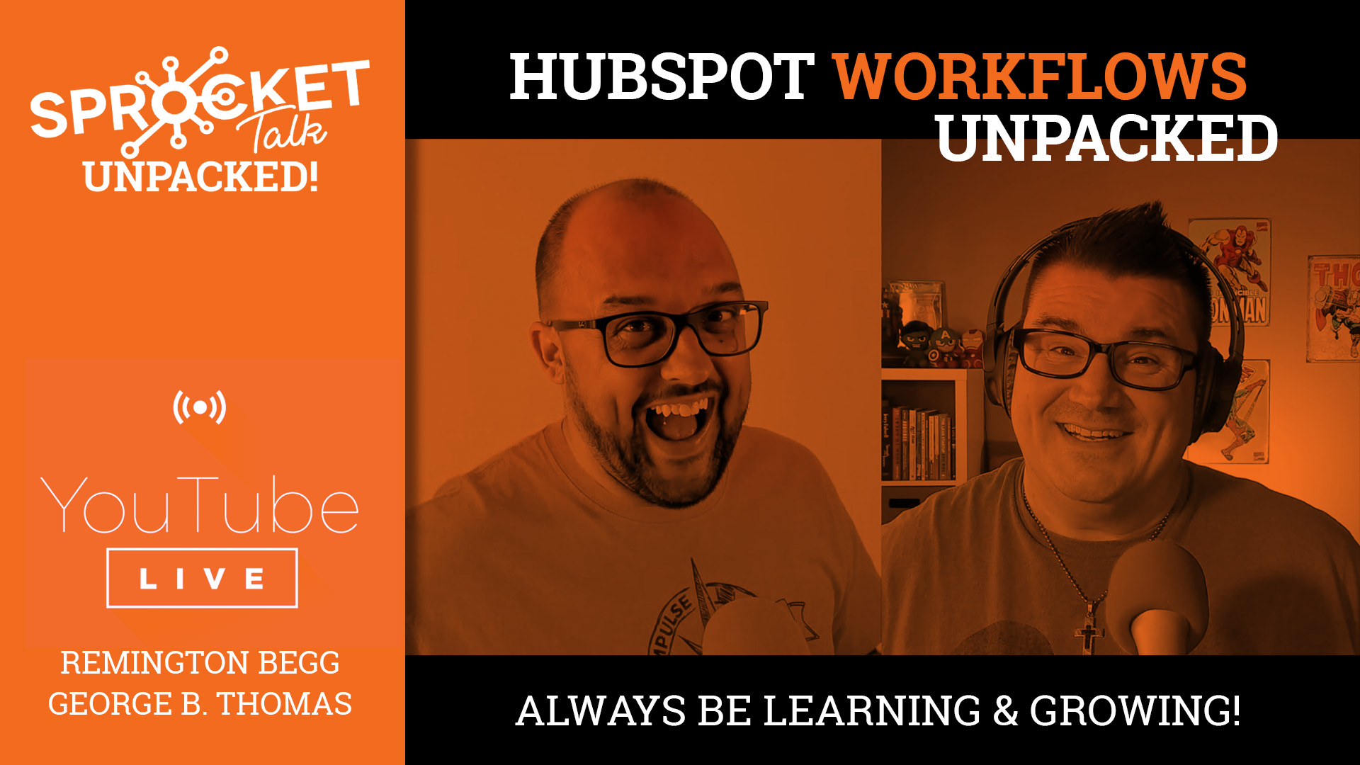 #Unpacked EP6: HubSpot Workflows