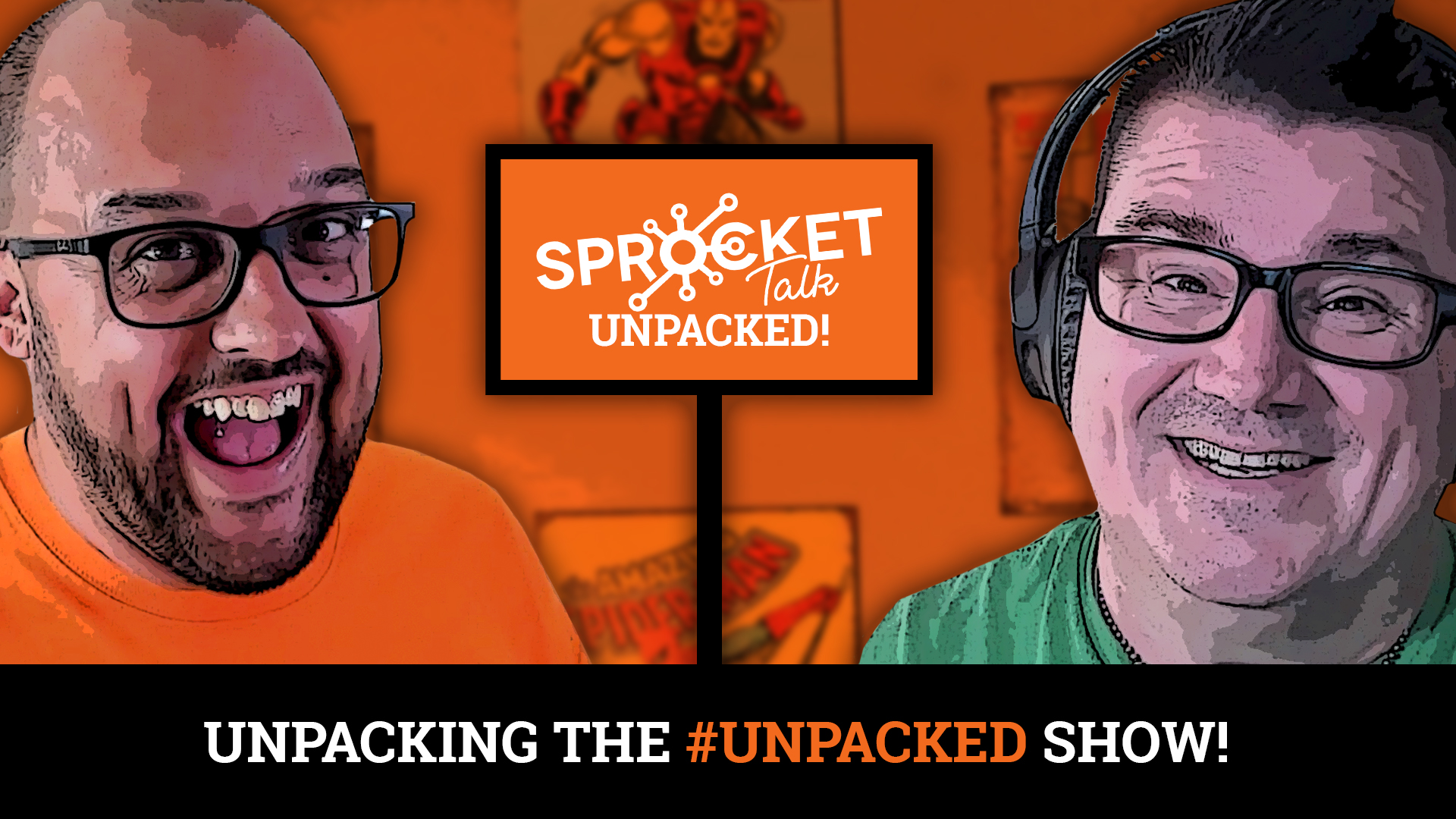 #UNPACKED EP 27: Unpacking The Unpacked Show